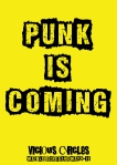 PUNK IS COMING yellow